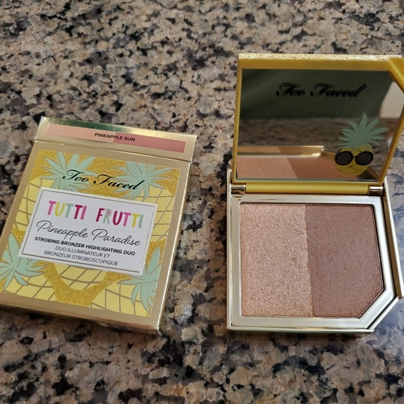 Too Faced Other - Too Faced Tutti Frutti Pineapple Paradise Bronzer